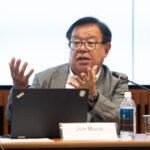 村井純 慶應義塾大学 サイバー文明研究センター共同センター長